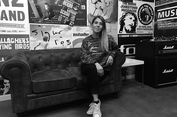 Ana Gomez de Castro de LiveNation