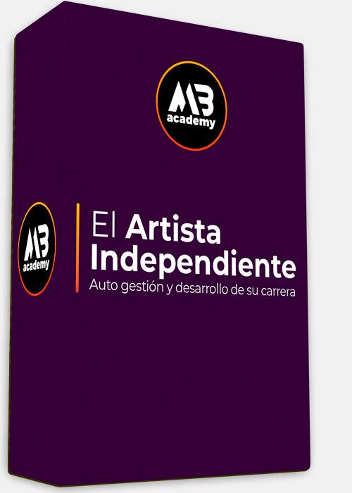 Paquete del curso Artista Independiente: Autogestión y Desarollo de su Carrera