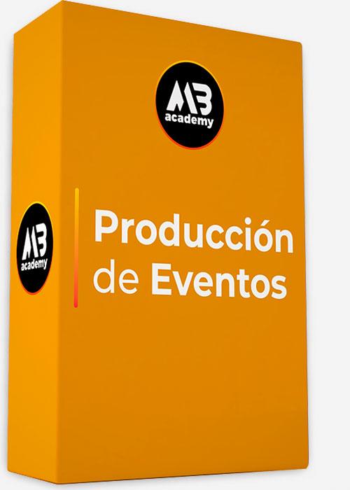 Paquete del curso Producción de eventos