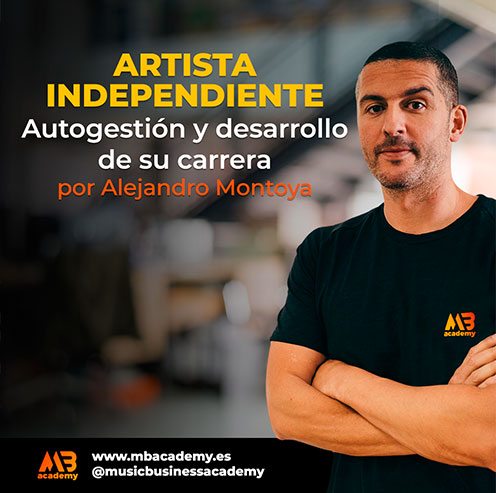 curso artista independiente music business
