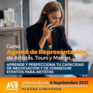 curso de representación de artistas