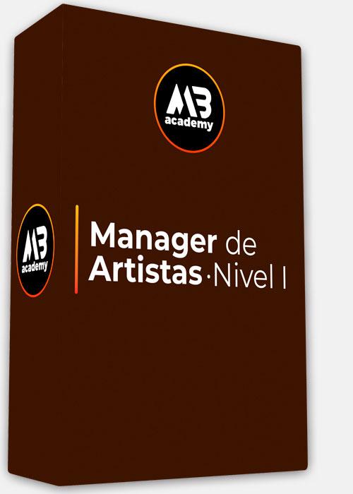 curso manager de artistas nivel I