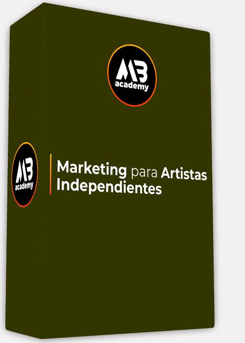 curso marketing para artistas independientes