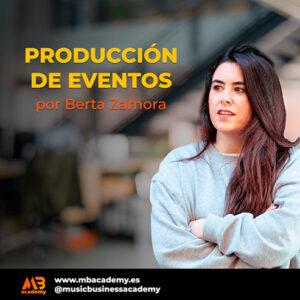 curso producción de eventos