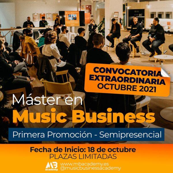 MASTER MUSIC BUSINESS